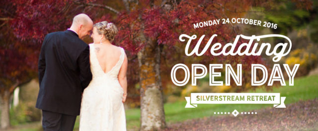 WEDDING OPEN DAY OCT 2016